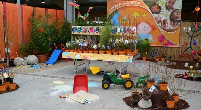 BKN- Kinder im Garten IPM 2014