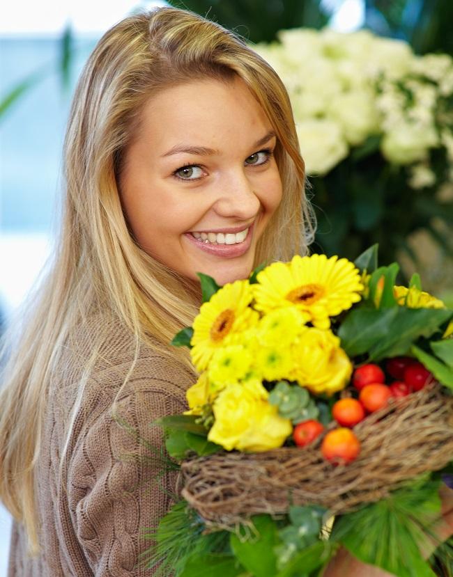 Die besten Geschenke zum Frauentag - Blühkraft trifft Frauenpower