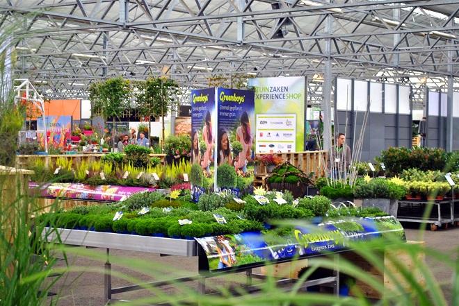 GASA Germany Plantarium - Konzeptbereich 1