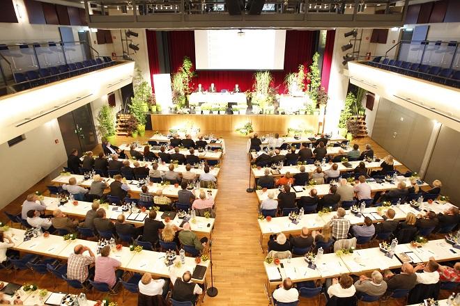 Landgard_Vertreterversammlung 2015
