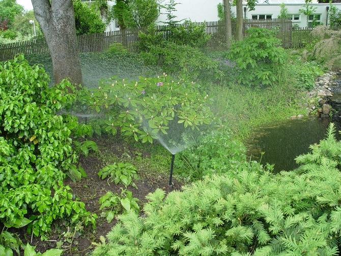 BGL_ Ausreichende Grünflächen-Bewässerung in Hitzeperioden sicherstellen