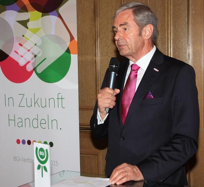 BGI Tagung Berlin 2015