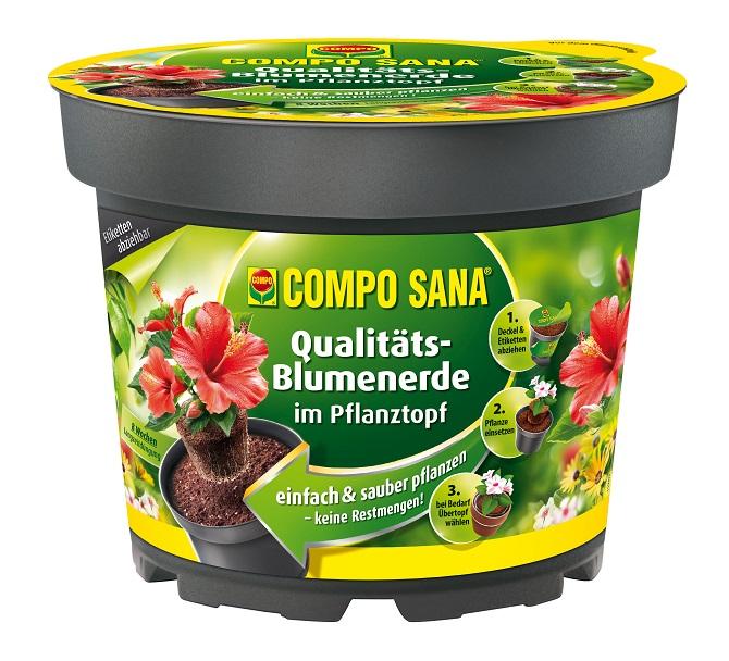 COMPO_SANA_Qualitaets-Blumenerde_im_Pflanztopf