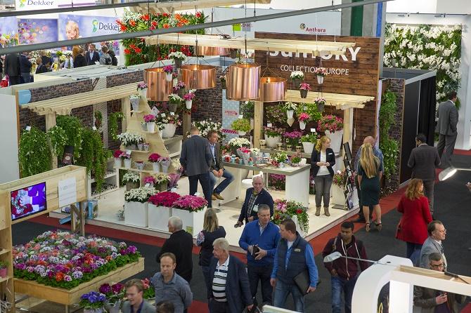 FloraHolland Tradefair 2014