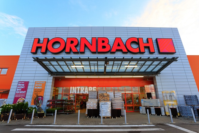 hornbach er ffnet sechsten markt in rum nien gawina hornbach neuer ffnungen hornbach. Black Bedroom Furniture Sets. Home Design Ideas