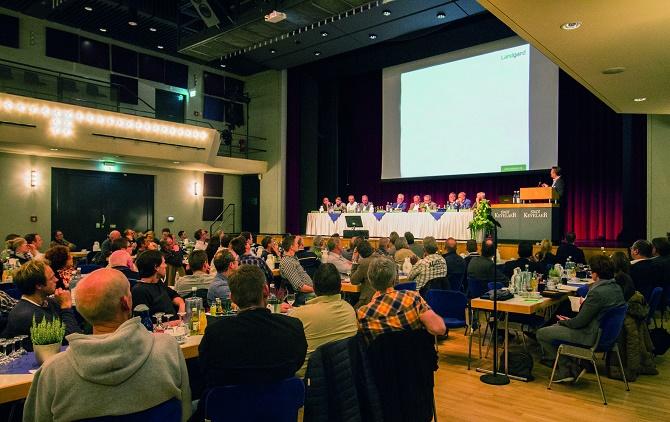 Landgard Herbstversammlungen 2015