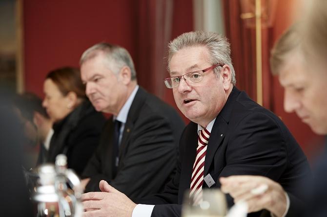 BGL-Präsident August Forster zum Klimaschutz