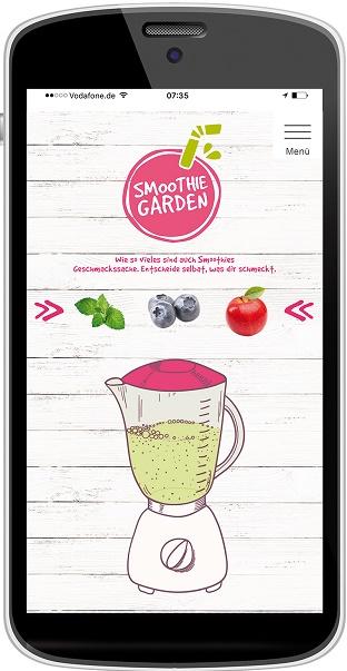 Landgard Presseinformation Fruit Logistica Smothie Garden App (2)