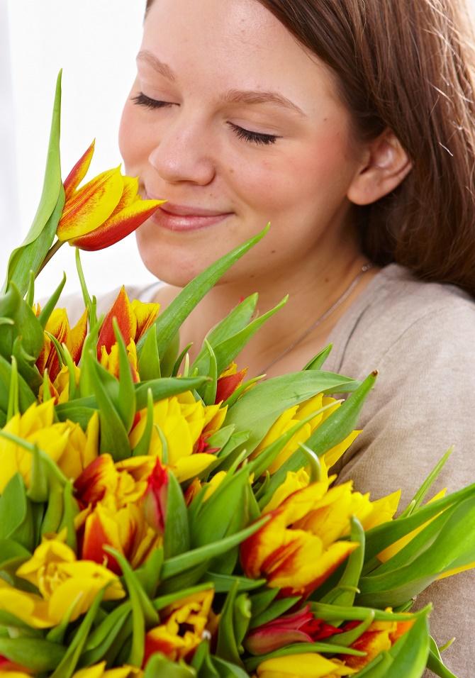 Bildunterschrift: Tulpen wurden einst in Gold aufgewogen – heute gibt es beste Qualität zum fairen Preis in Ihrer Premium-Gärtnerei. (Bildnachweis: GMH/PRE)
