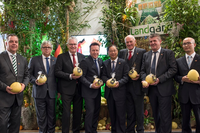 Landgard expandiert nach China