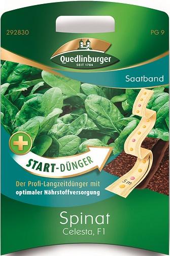 Quedlinburger - Saatband+Dünger