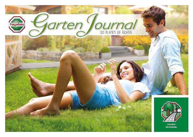 """Neu erschienen: Das hagebau Endverbrauchermagazin """"Garten Journal"""" bietet auf 100 Seiten Inspiration für Gartenfreunde."""