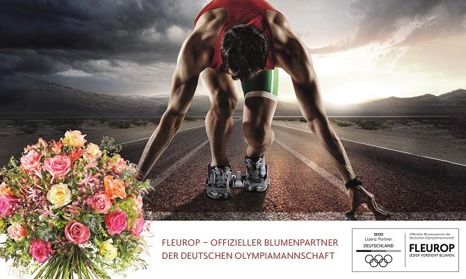 Fleurop_Pressebild_Olympiamannschaft (2)