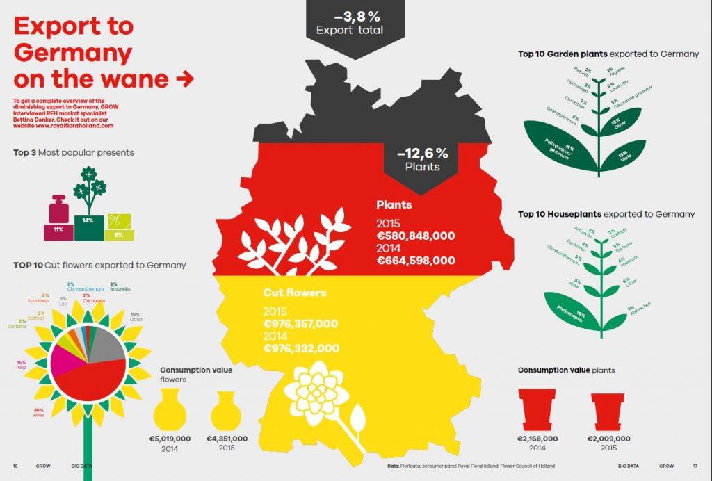 FloraHolland_Export nach Deutschland
