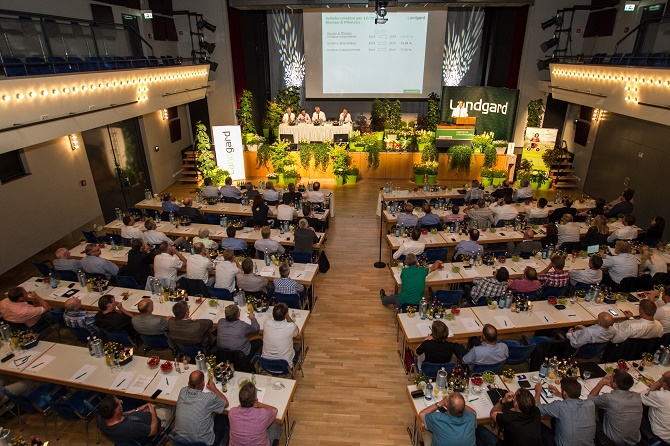 Landgard_Vertreterversammlung 2016