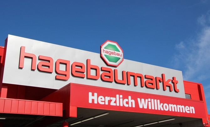 hagebaumarkt heißt alle Kunden an 47 Standorten in Österreich herzlich Willkommen