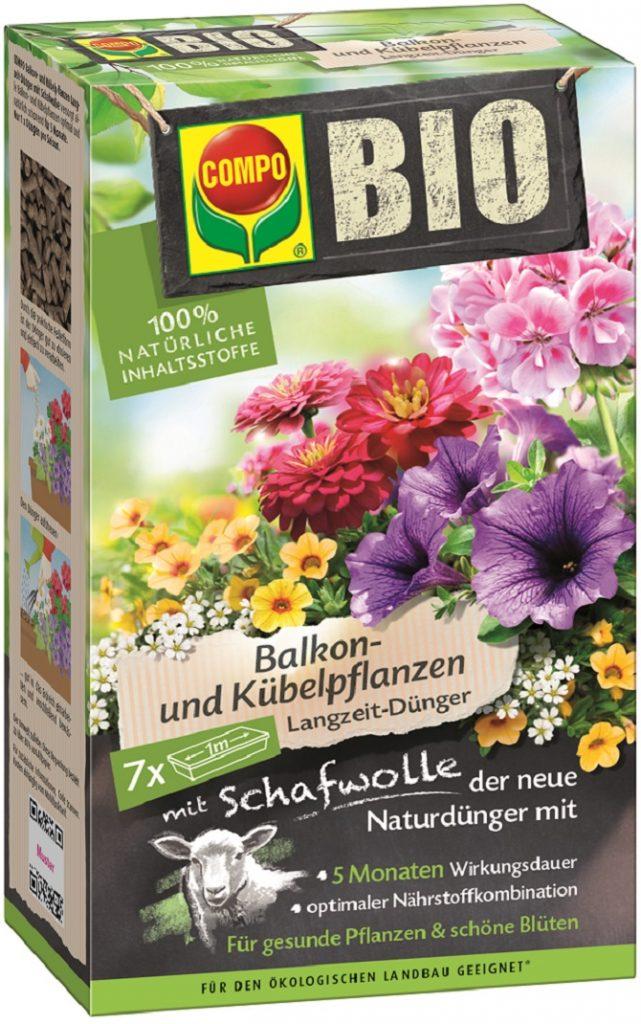COMPO_Bio_Balkon_und_Kübelpflanzen_LZ_Dünger_mit_Schafwolle