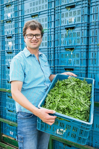 Ackerbauer des Jahres Christoph Straeten (Bildquelle: Philipp Ledényi für CeresAward)