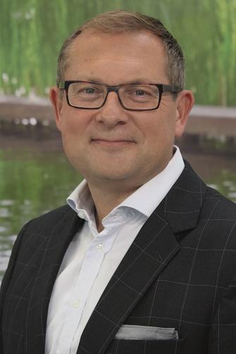 Torsten Muck ist neuer Geschäftsführer bei OASE (Foto: OASE)