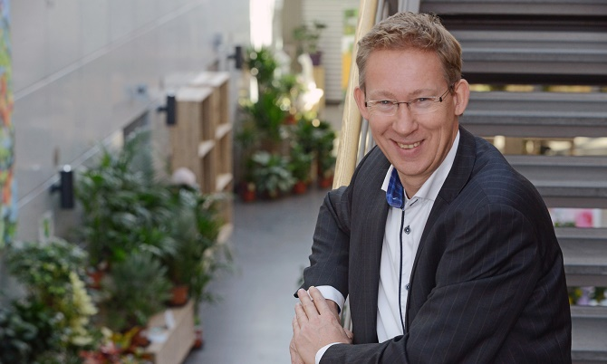 Ruud Knorr wechselt von Veiling Rhein-Maas zu Dutch Flower Group (Foto: Veiling Rhein -Maas)