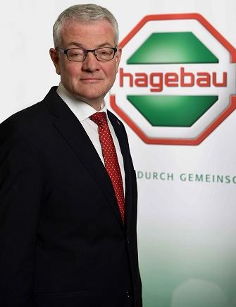Heribert Gondert scheidet Ende 2017 aus der Geschäftsführung aus (Foto:hagebau)