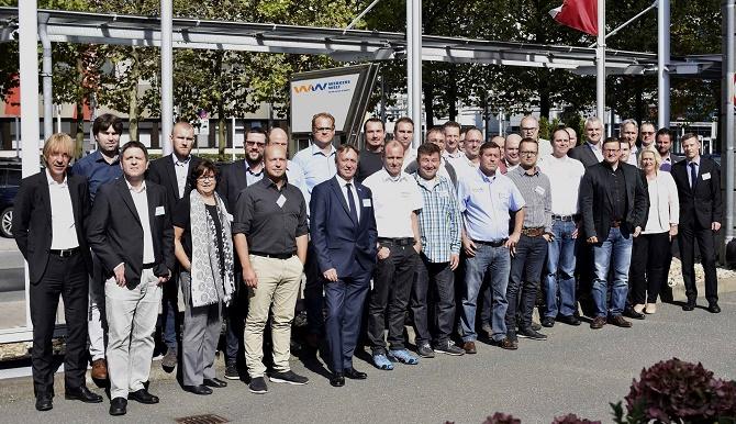 Gute Stimmung und viel Information: Die Marktleitertagungen der WERKERS WELT Führungskräfte – hier in Nürnberg – boten viel operativen Nutzen.