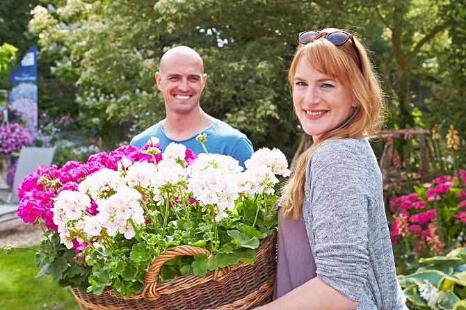 das fr hjahr eignet sich ideal zum blumenschenken gawina beet und balkonpflanzen blumen. Black Bedroom Furniture Sets. Home Design Ideas