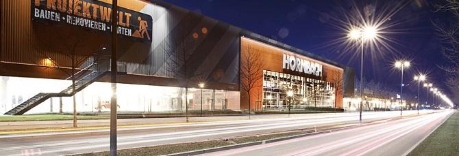 hornbach gruppe steigert umsatz um 4 9prozent gawina baumarkthandel hornbach gruppe. Black Bedroom Furniture Sets. Home Design Ideas